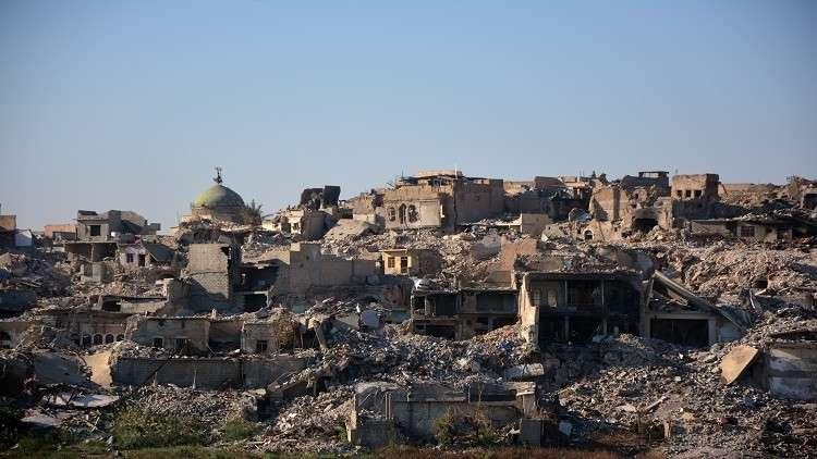 العثور على مقبرة جماعية جديدة غربي الموصل