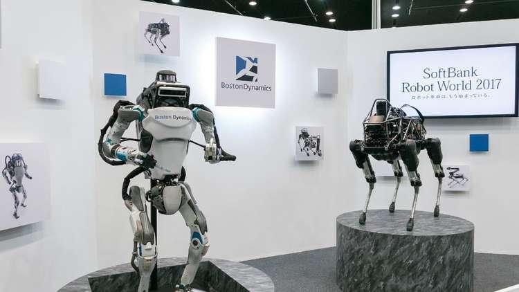 مشروع قانون لتحديد العلاقة بين الإنسان والروبوت