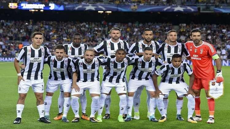 ضربة موجعة ليوفنتوس قبل لقاء برشلونة في دوري الأبطال