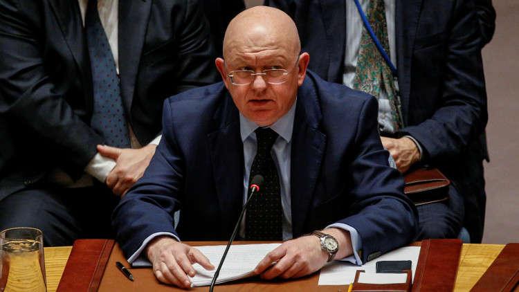 مندوب روسيا بالأمم المتحدة: آلية التحقيق في كيميائي سوريا