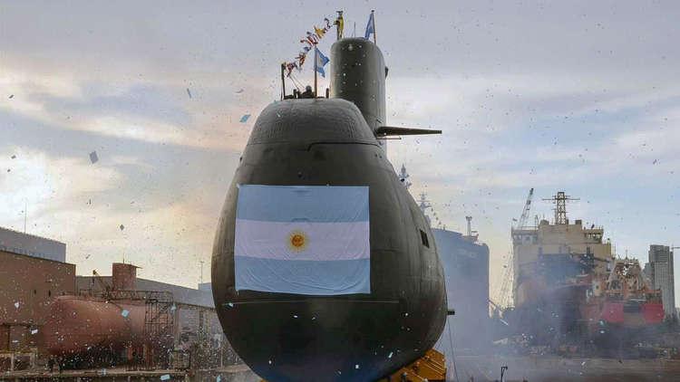 سفينة محيطات روسية متطورة للبحث عن الغواصة الأرجنتينية