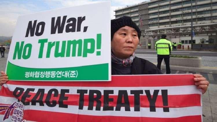 سيئول توقف مناوراتها العسكرية مع واشنطن خلال أولمبياد بيونغ تشانغ