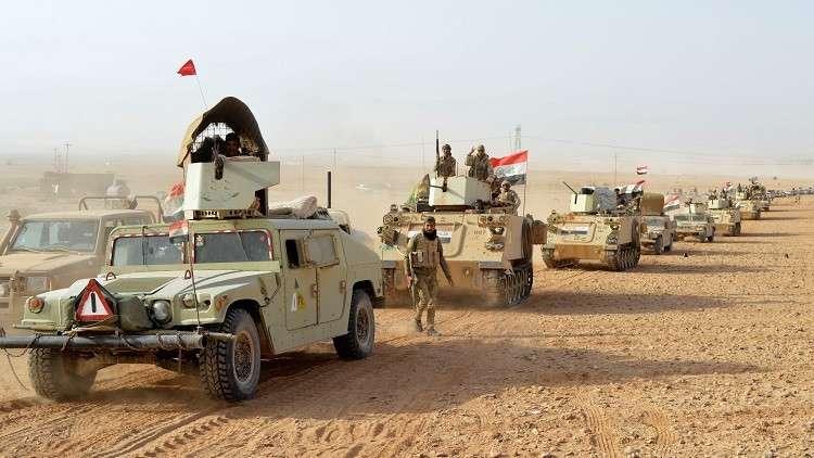 انطلاق عمليات واسعة لتصفية داعش في مناطق الجزيرة بالعراق