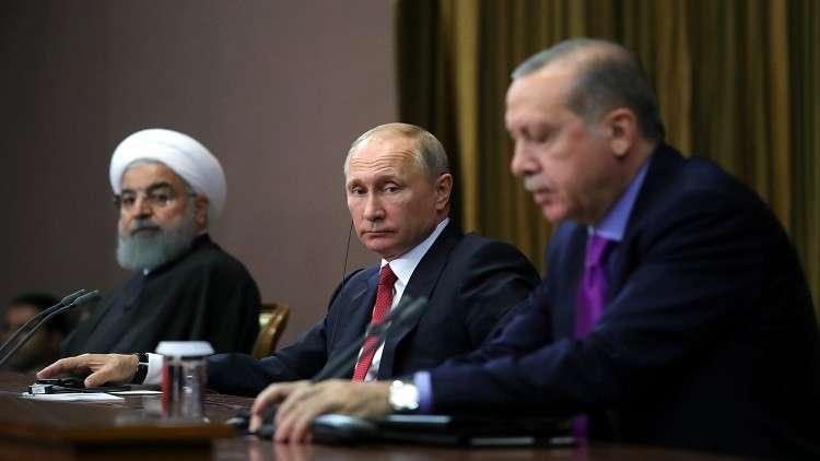 الكرملين: سنعمل مع أنقرة بخصوص تحفظاتها حول أطراف الحوار السوري