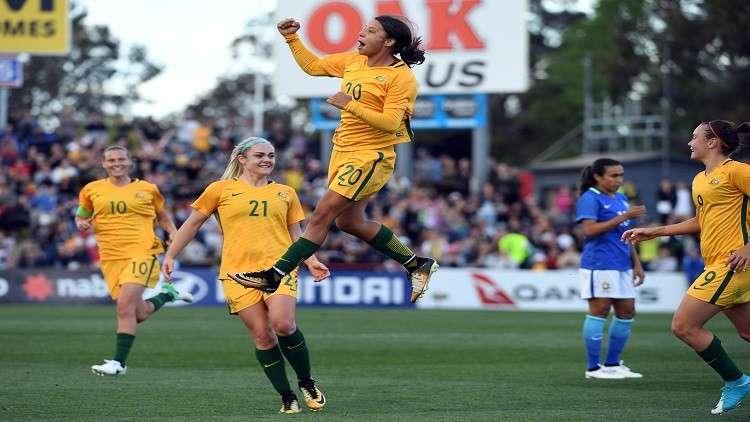 بالفيديو.. هدف عالمي في كرة قدم السيدات