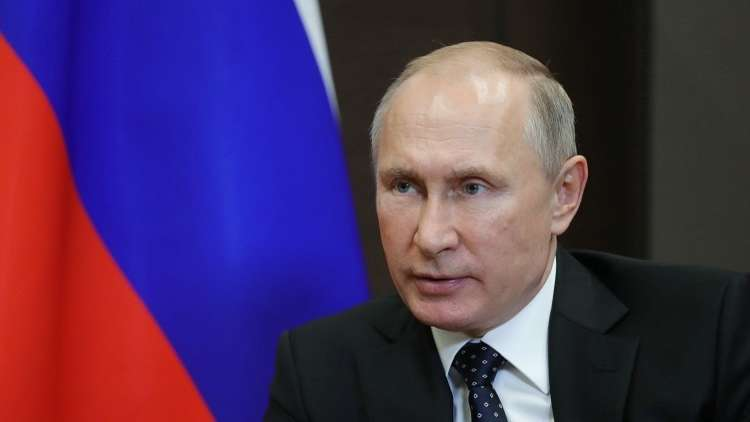 بوتين يستعرض مجالات التعاون مع السودان