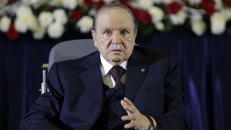 بوتفليقة للجزائريين: