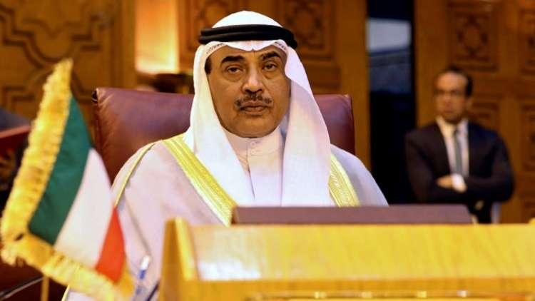 الملك سلمان يتسلم رسالة من أمير الكويت