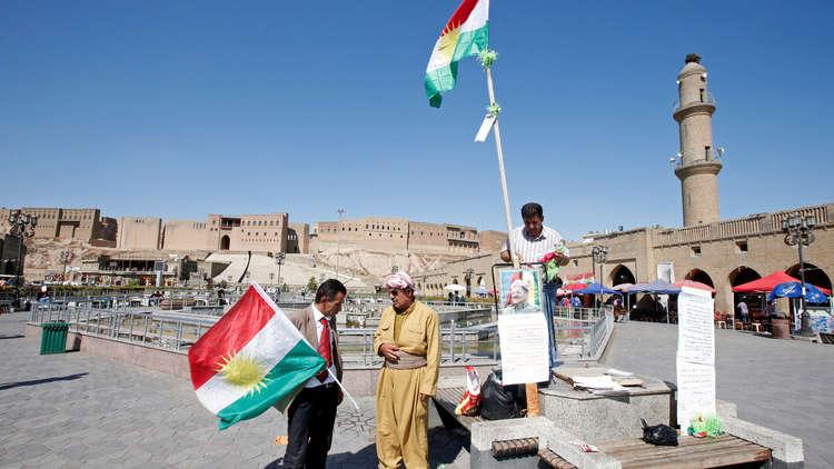 إقليم كردستان يطالب بغداد بإلغاء إجراءات
