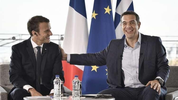 سيبراس: أنا وماكرون لدينا رؤية مشتركة لهيكلة أوروبا