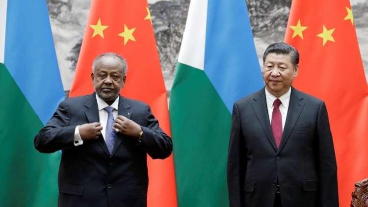 الصين وجيبوتي تتفقان على شراكة استراتيجية