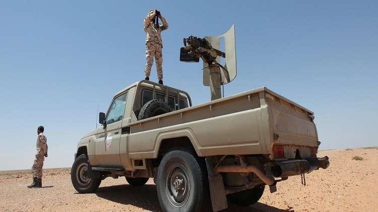 إطلاق سراح اللواء القذافي