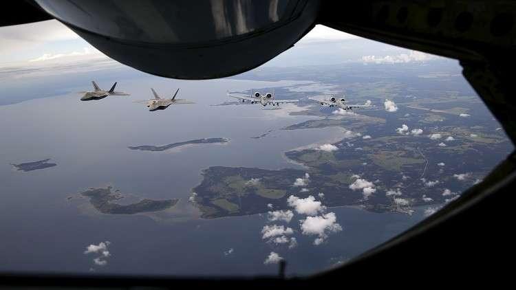 واشنطن ترسل عددا كبيرا من الطائرات إلى كوريا الجنوبية