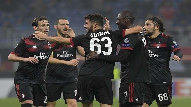 الدوري الأوروبي.. ميلان يتأهل للدور الـ32 بعد خماسية بمرمى أوستريا