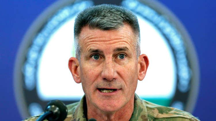 قائد القوات الأمريكية في أفغانستان: ما زلنا في