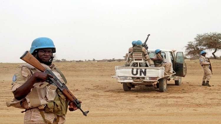 مصرع 3 من جنود حفظ السلام في مالي