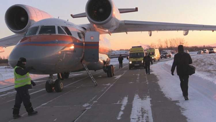 وحدات طبية طائرة لا نظير لها في العالم