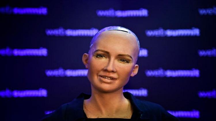 الروبوت السعودية
