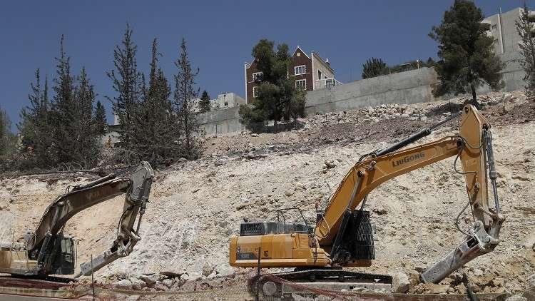 الاتحاد الأوروبي يدعو إسرائيل لوقف هدم منازل الفلسطينيين