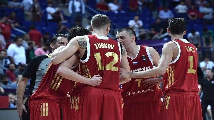 روسيا تخسر أمام البوسنة في تصفيات مونديال السلة