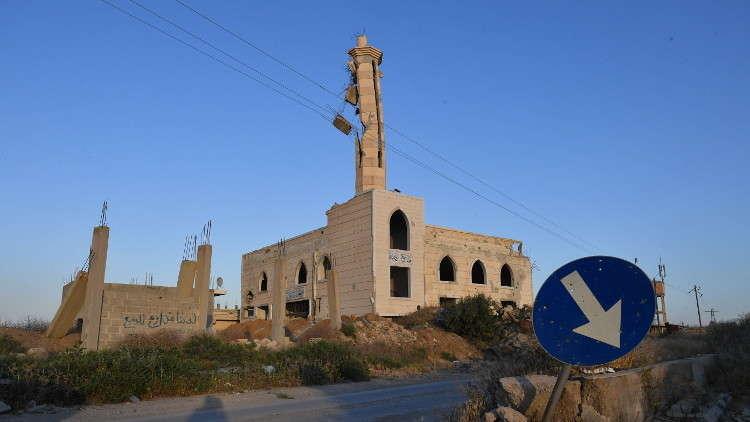 مركز حميميم: اتفقنا مع المسلحين على إيصال المساعدات للغوطة الشرقية