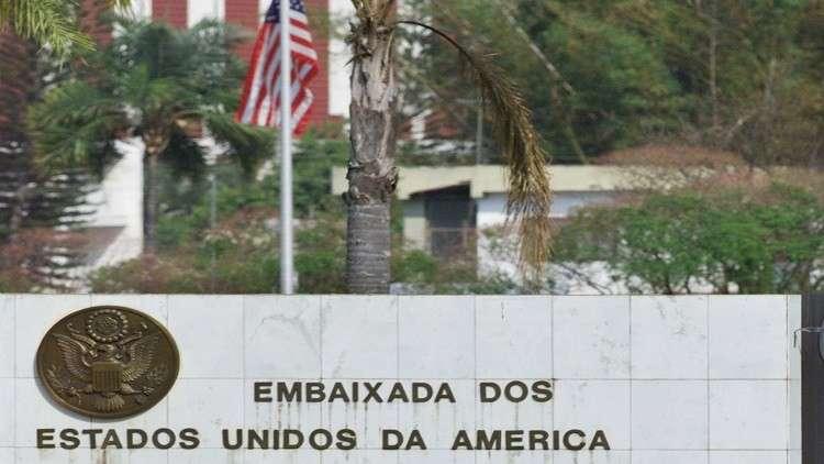 إصابة دبلوماسية أمريكية في البرازيل بطلق ناري