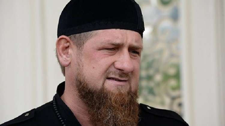 قاديروف يصف مرتكبي مجزرة مسجد الروضة في العريش بـ