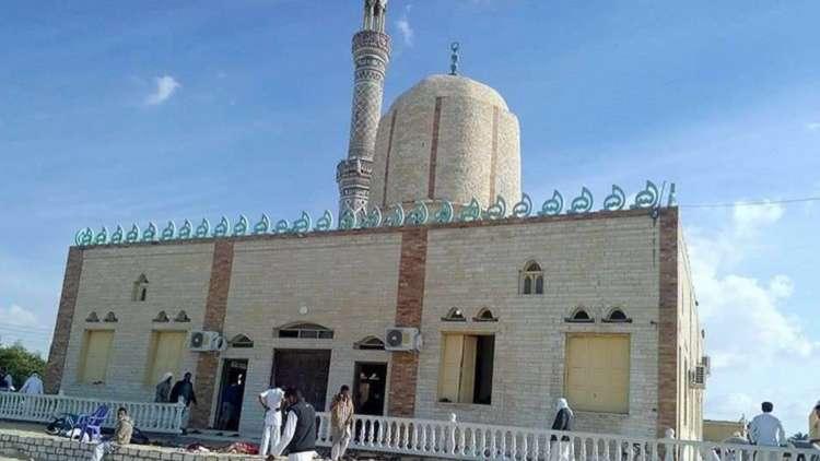 أنقرة تدين مجزرة مسجد الروضة في سيناء