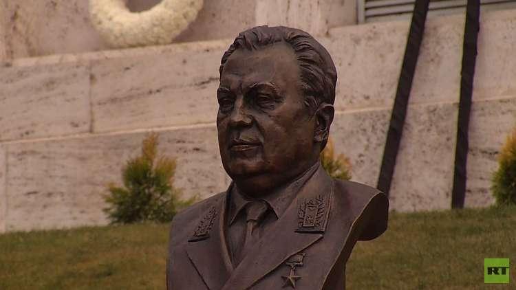 تركيا.. نصب تذكاري  للسفير الروسي المغدور أندريه كارلوف