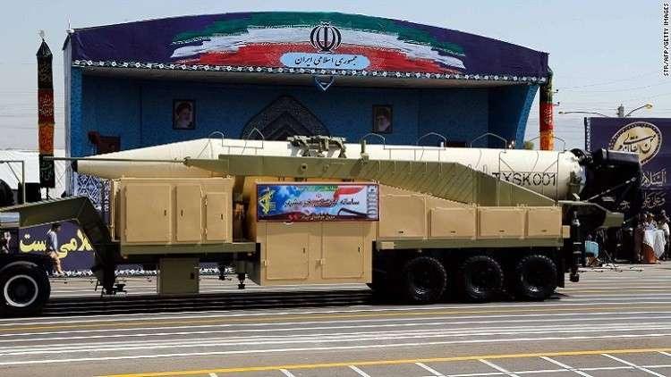 إيران تطلق تحذيرا