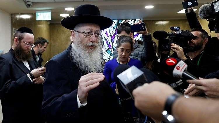 وزير إسرائيلي يستقيل بسبب