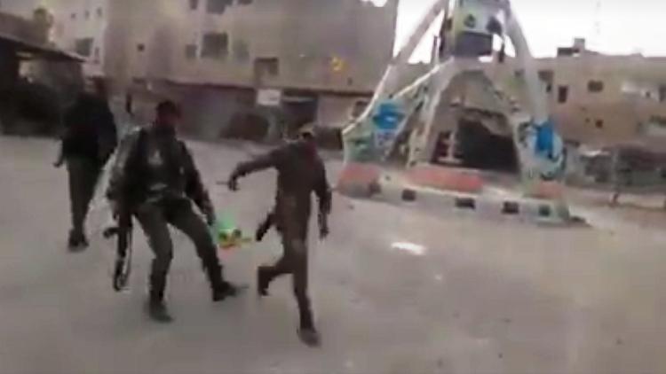 صحيفة: مباراة كرة قدم سورية عراقية في البوكمال