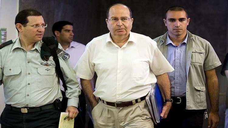 يعلون: أنا أكثر من قتل العرب!
