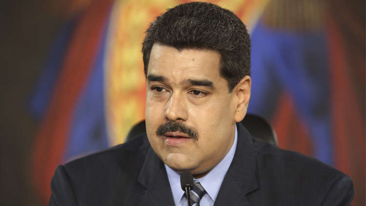 مادورو يعين ضابطا رئيسا لشركة النفط الفنزويلية