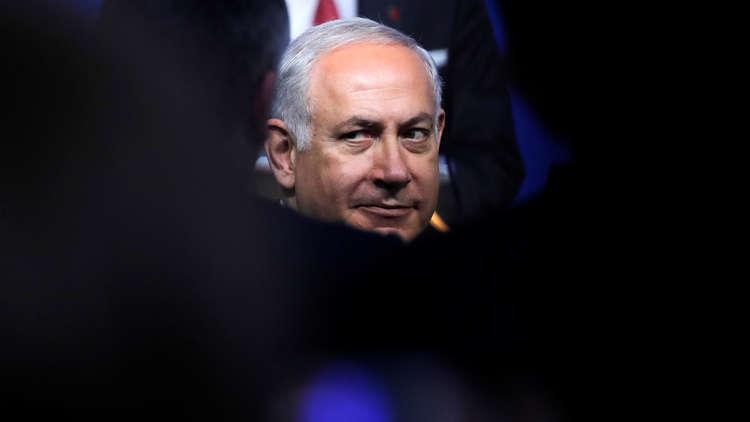 نتنياهو يهدد سوريا لإخافة إيران