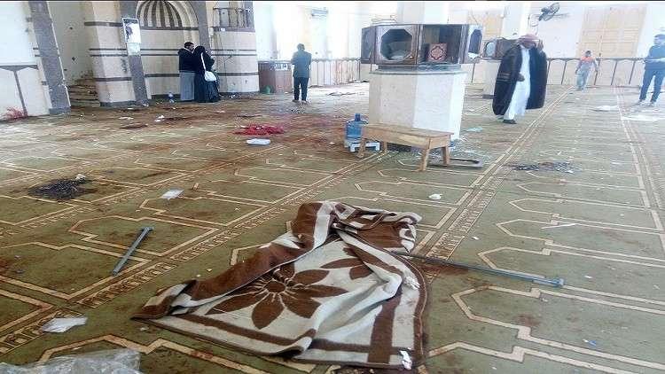القاهرة: سيتم صرف التعويضات لأهالي الشهداء والمصابين في هجوم الروضة