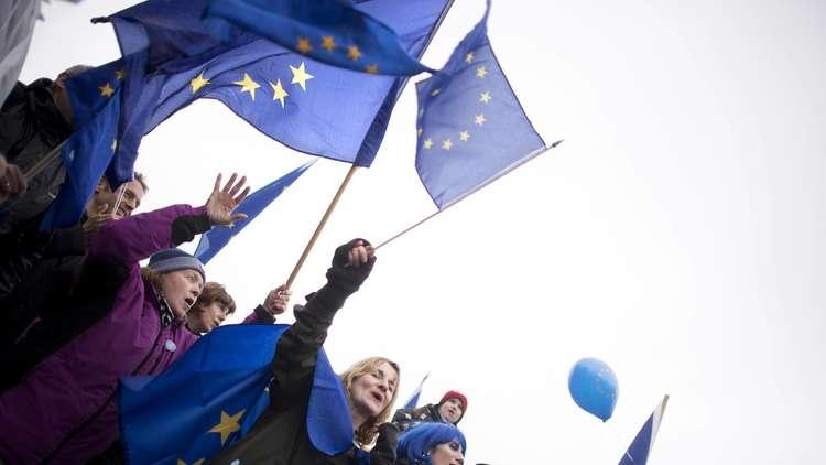 اليد الأوروبية تمتد إلى خاصرة روسيا