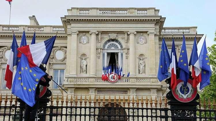 باريس ترحب بتشكيل الوفد الموحد للمعارضة السورية