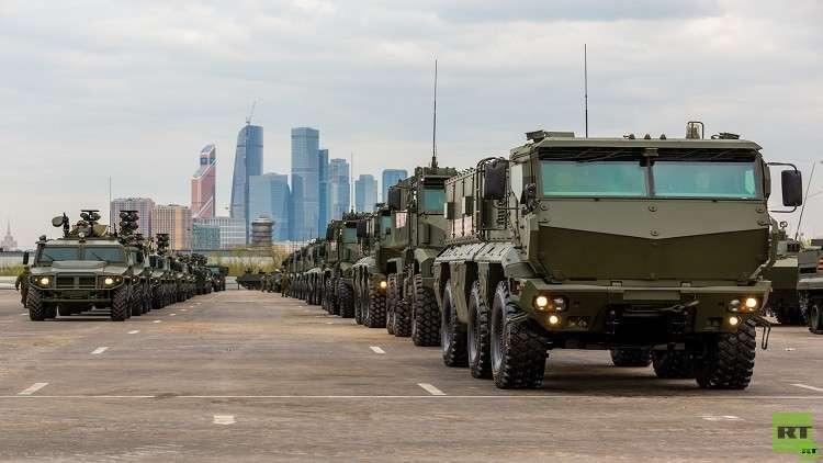 الشرطة العسكرية الروسية من