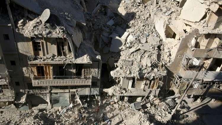 دي ميستورا يكشف عن فاتورة إعمار سوريا