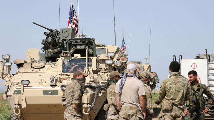البنتاغون يؤكد وجود 1720 عسكريا أمريكيا في سوريا