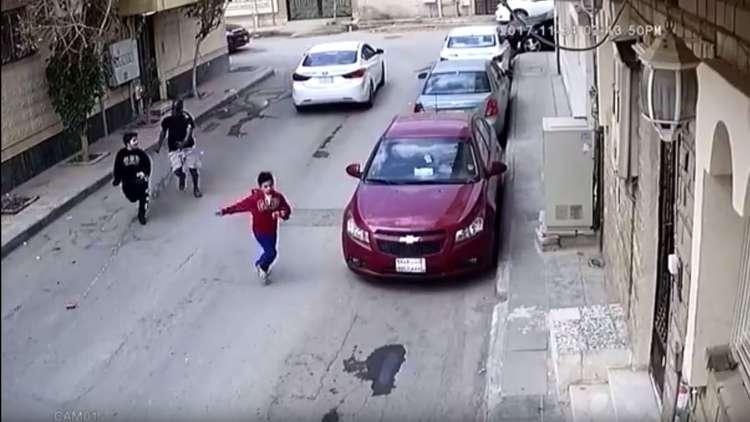 سر حامل الساطور في السعودية!