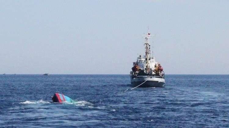 اصطدام سفينتين في خليج فنلندا