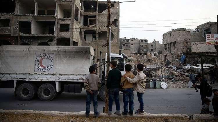 مصادر لـ RT: هدوء في الغوطة الشرقية