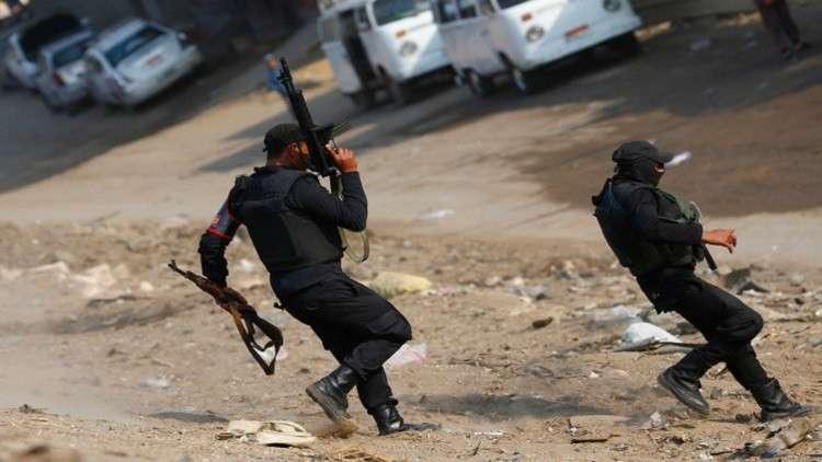 الجيش المصري يدكّ أوكار الإرهابيين