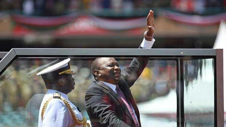 منافس الرئيس الكيني يعتزم إجراء مراسم تنصيب خاصة به