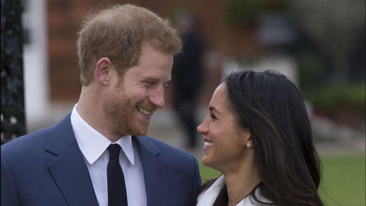 غرام الأمير يتوج بالزواج