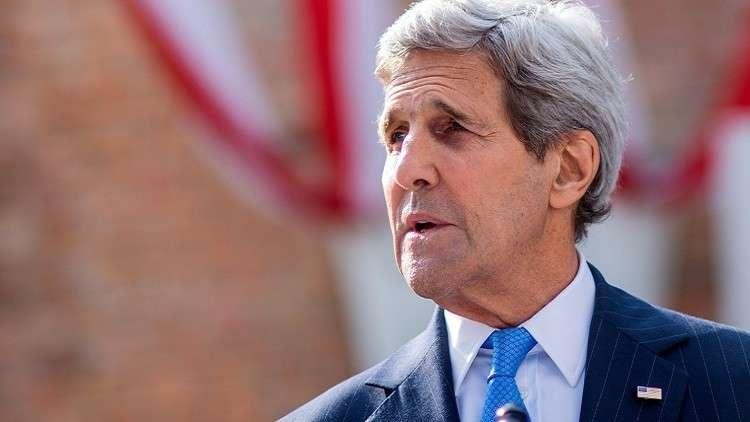 كيري: حرّضونا على ضرب إيران لكننا لم نقع في الفخ