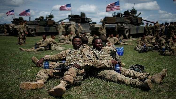 أكثر من ألف جندي أمريكي بأفغانستان في 2018