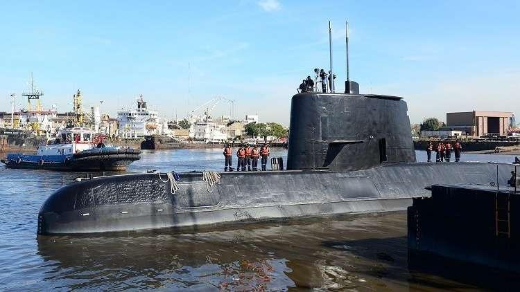 الروس قادرون على رفع الغواصة الأرجنتينية من عمق 5 كم